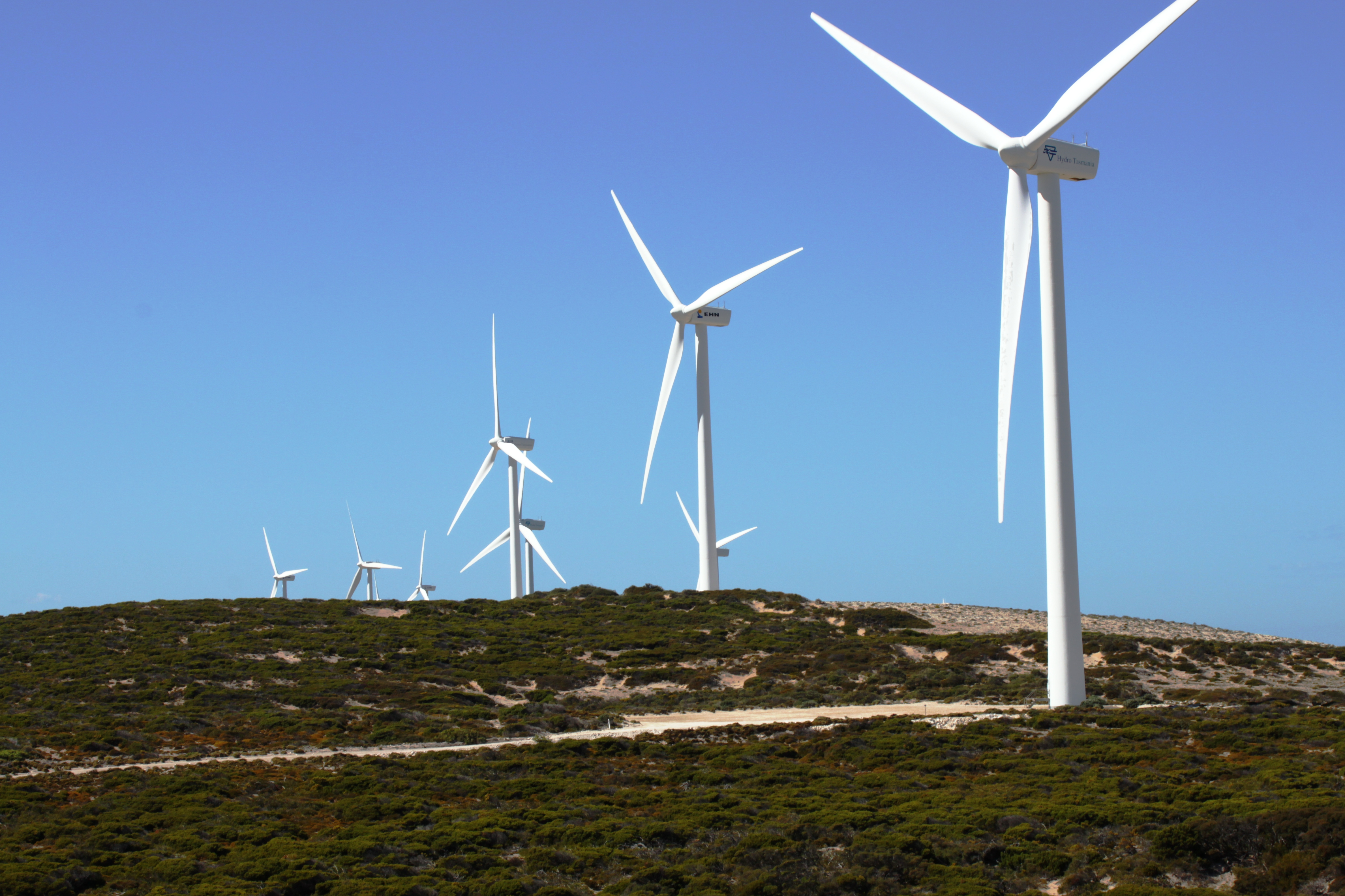 Inspection and repair of composites products, such as wind turbines.