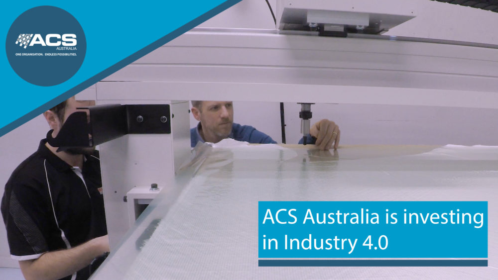 Advanced Composite Structures Australia investing in Industry 4.0