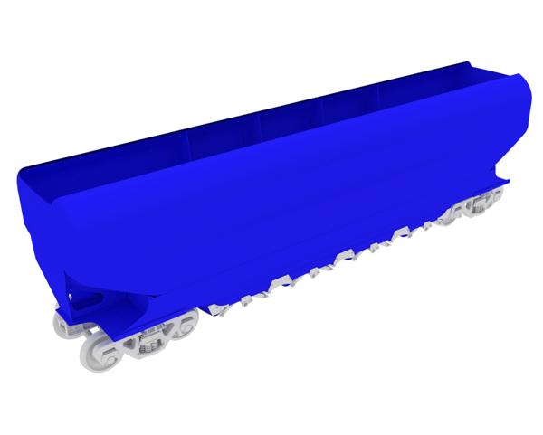 Composite Coal Wagon Design